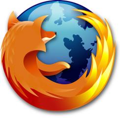 Firefox 3 logo